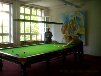 snookertisch 5